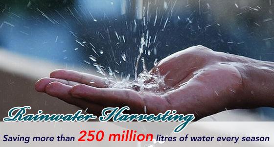 Rainwater Harvesting – Mukta Jivan, Vehloli (2011)