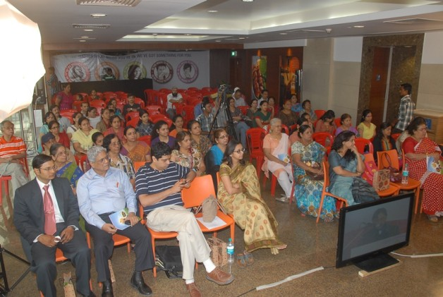 "Breast & Cervical Cancer ""Coping with Realities"" – Thane (2012)"