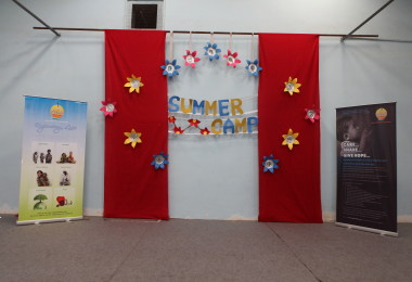 Summer Camp – May 2014