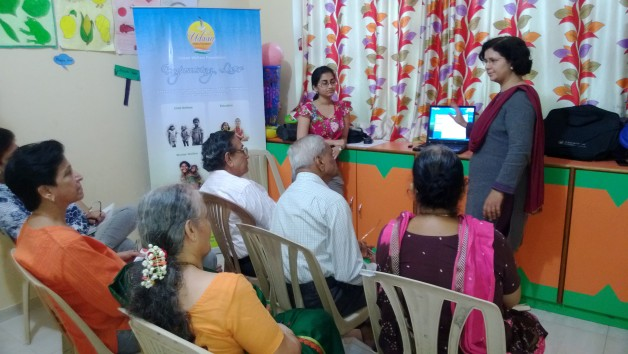 Senior Citizens Computer Literacy Program (2013)