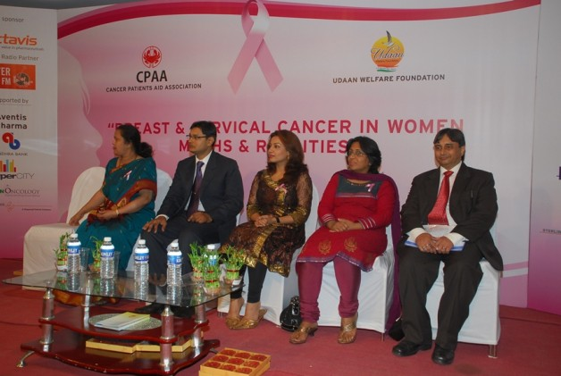 'The Breast & Cervical Cancer Awareness in Women: Myths and Realities' (2010)