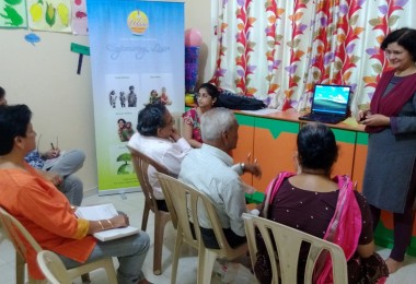 Senior Citizens Computer Literacy Program (2013)