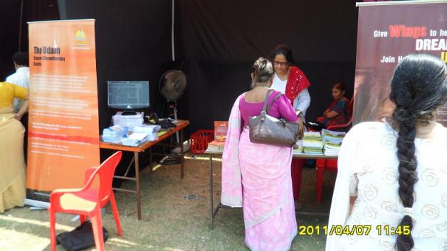 Cancer Detection Camp Kokanipada Village, Thane (2009)