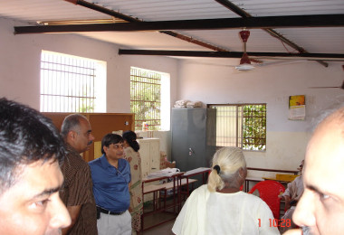 Cataract Surgery Project – Phansipada village, Ambernath (2008)
