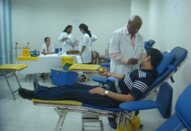 Blood Donation – Citibank, Mumbai (2012)