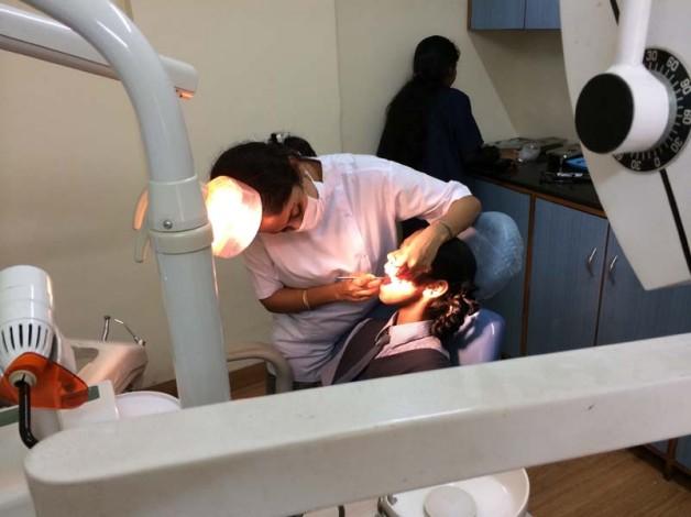 Dental Health Check – Harkishan English Public School (2014)