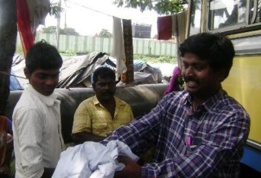 Fabindia – Clothes Distribution Koparkhairne (2013)