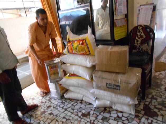 Nutrition for Cancer Patients – Bharat Seva Sangh (2012-2014)