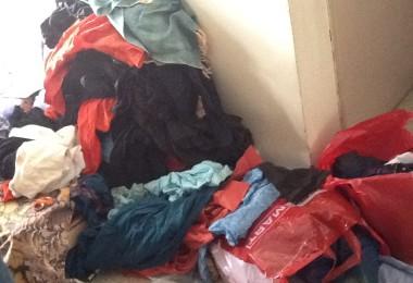 FabIndia Clothes Donation – Bharat Seva Sangh, Vashi (2013)