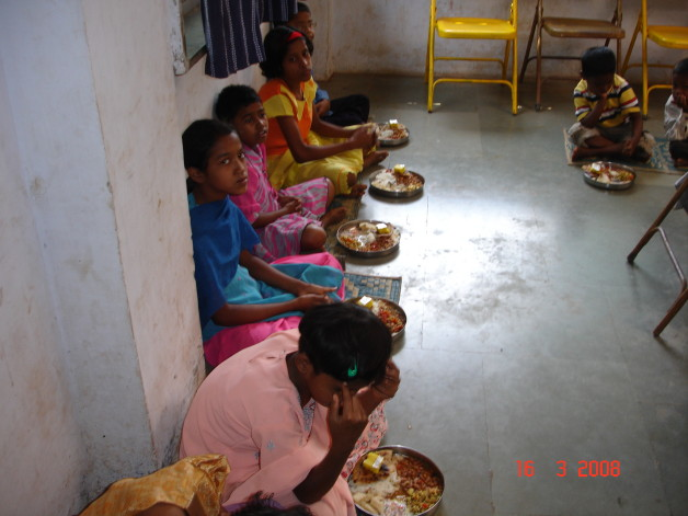 Nutritive Breakfast – Anugraha Children's Home (2008-2014)