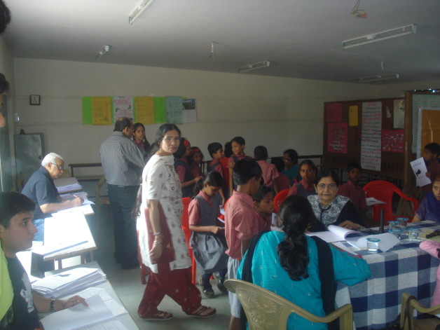 Health Check-up Camp – Anugrah Vidya Mandir, Ambernath (2010)