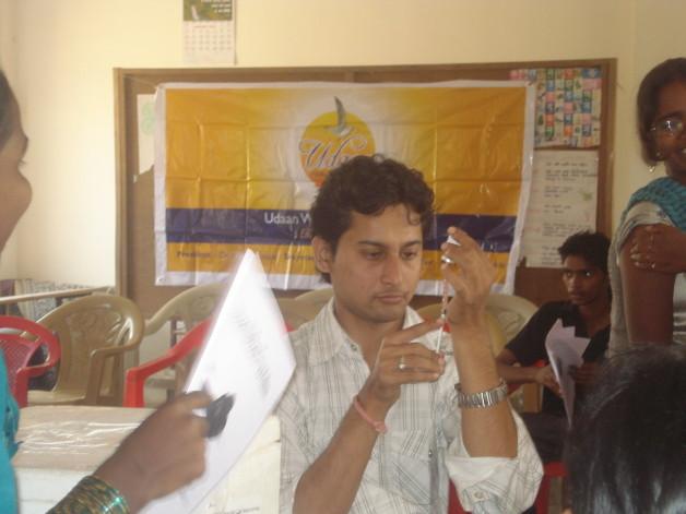 Hepatitis B Immunization – Anugrah Vidya Mandir, Ambernath (2010)