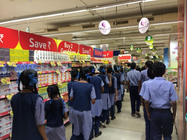 Star Bazaar Hypermarket – Sri Ram Vidya Mandir (2014)