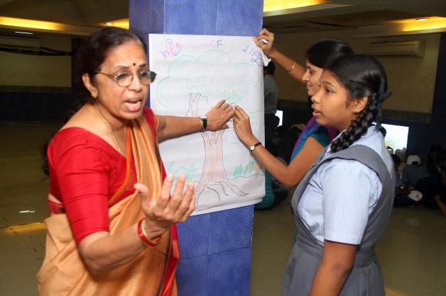 Mini Edufest – Chotte Kadam Pragati Ki Aur, Thane (2012)