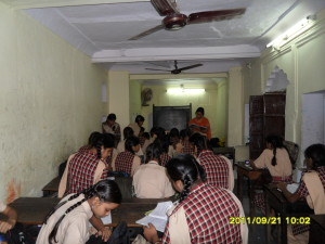 Education Support – Oswal Female Education Society, Ajmer (2012)