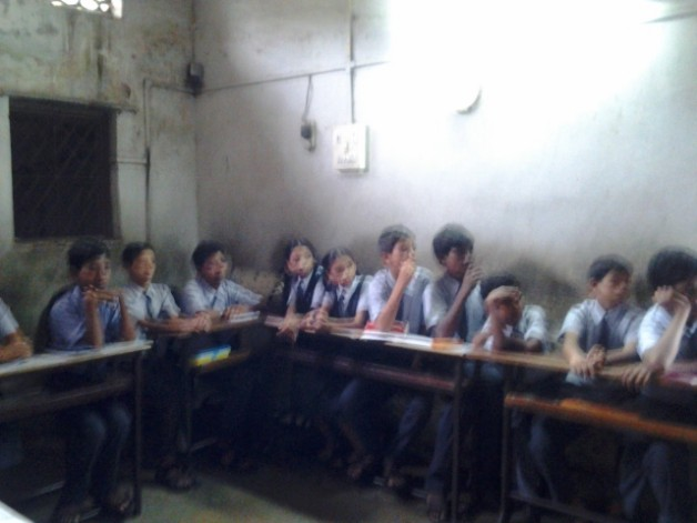 Udaan Vigyan Ki – Harkishan School, Thane Session on 19th July, 2014