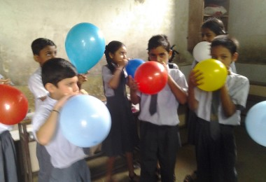 Udaan Vigyaan Ki- HariKishan School-July 2013