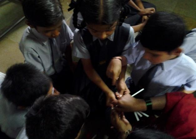 Udaan Vigyaan Ki- HariKishan School-July 2013