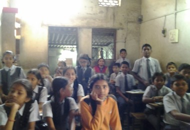 Udaan Vigyaan Ki- HariKishan School- January 2014