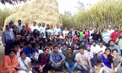 Mini Edufest 26th Jan, 2015 – Belavali Village, Shahpur Taluka