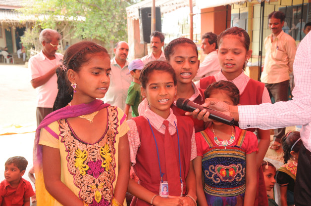 Mini Edufest 26th Jan, 2015 – Belavali Village, Shahpur Taluka